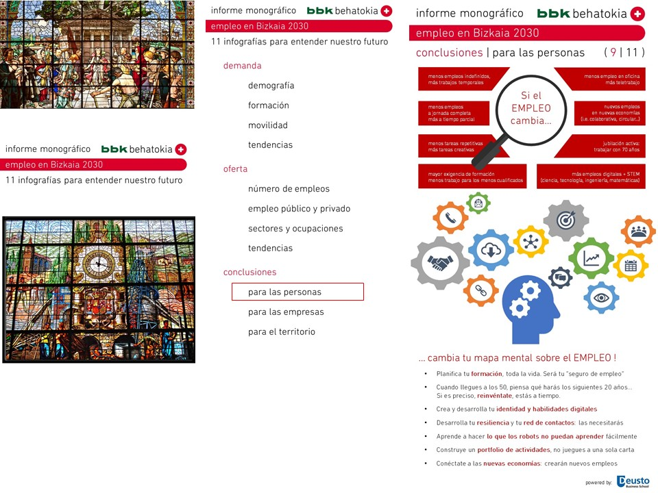Informe monográfico: Empleo en Bizkaia 2030 ( 9 de 11 )
