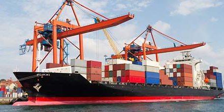Datos Comercio Exterior. Exportaciones de Bizkaia, datos positivos IV Trimestre 2018 en miles de euros.