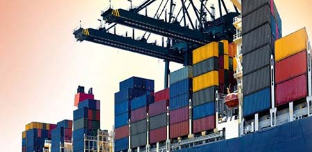 Datos Comercio Exterior. Importaciones de Bizkaia, datos positivos IV Trimestre 2018 en miles de euros.