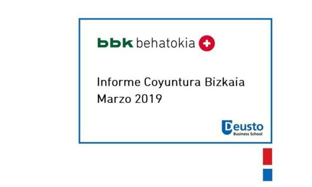 Informe de Coyuntura – Marzo 2019: Buenos datos, ensombrecidos por la situación en Europa