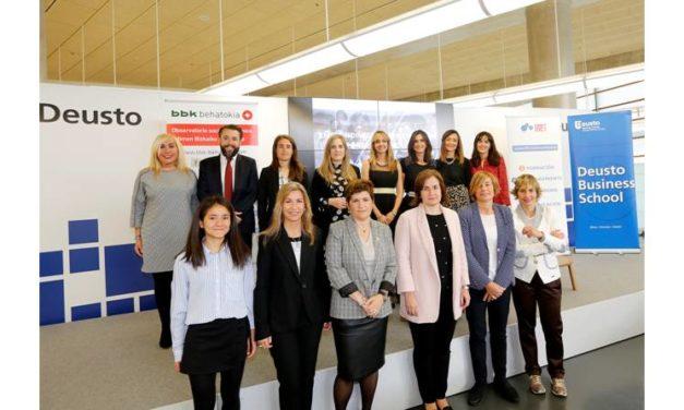 Todas las imágenes del evento «Emprendimiento femenino en deporte y tecnología»