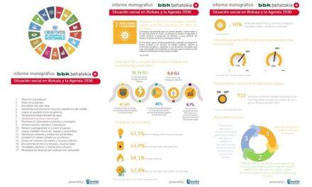 Bizkaia y los Objetivos de Desarrollo Sostenible: Infografía ODS nº 7