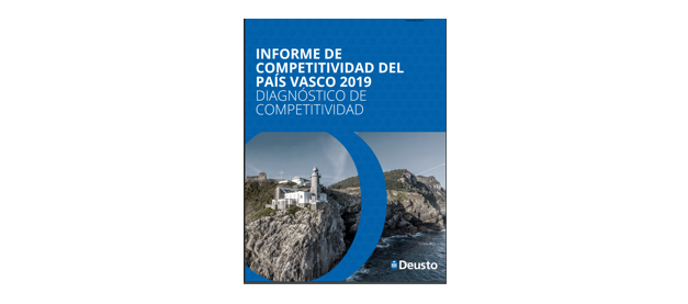 Orkestra: Informe de competitividad del País Vasco 2019