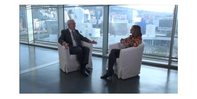 Entrevista con Antonio Tena, Diputado Junta de Gobierno Colegio de la Abogacía de Bizkaia, socio Bufete Barrilero.