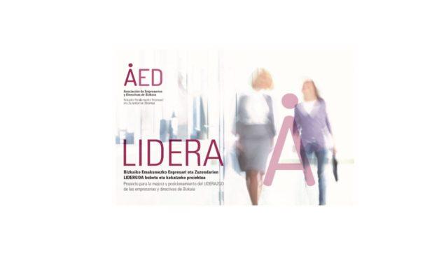 Informe de seguimiento AED LIDERA