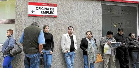Población Parada y Tasa de Paro. Datos PRA, IV Trimestre 2019.