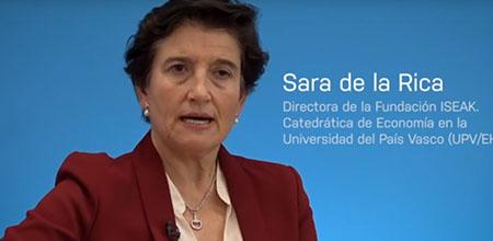 Sara de la Rica – El impacto laboral de los hijos: Un reparto desigual en la pareja
