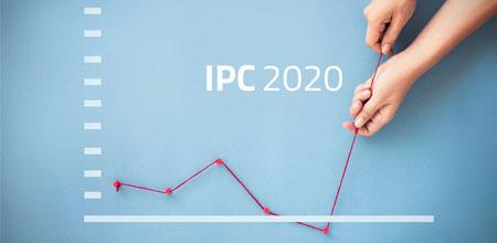 Índice de Precios al Consumo. Tasa de variación interanual, Enero 2020.
