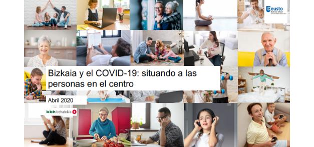 Encuesta de percepción ciudadana sobre COVID 19 en Bizkaia. 2ª Ola.