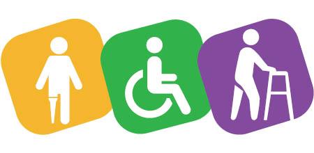 Personas valoradas por grado de discapacidad reconocido. Año 2017