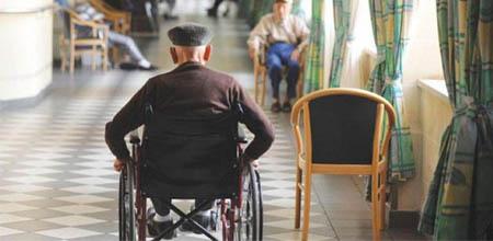 Personas usuarias de centros residenciales para personas con discapacidad. CAPV (%)