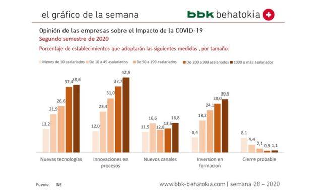 El Gráfico de la Semana nº 28 2020: Medidas post COVID: el tamaño importa