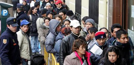 Población Parada y Tasa de Paro. Datos EPA, II Trimestre 2020.