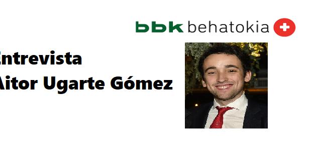Entrevista jóvenes del futuro: Aitor Ugarte Gómez