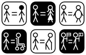 Personas valoradas por grado de discapacidad reconocido, divididas por sexo. Año 2018.