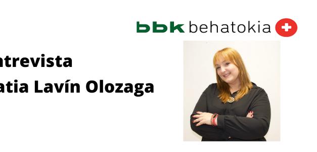 Entrevista jóvenes de futuro: Katia Lavín
