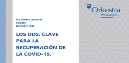 Los ODS: Clave para la recuperación de la COVID-19.