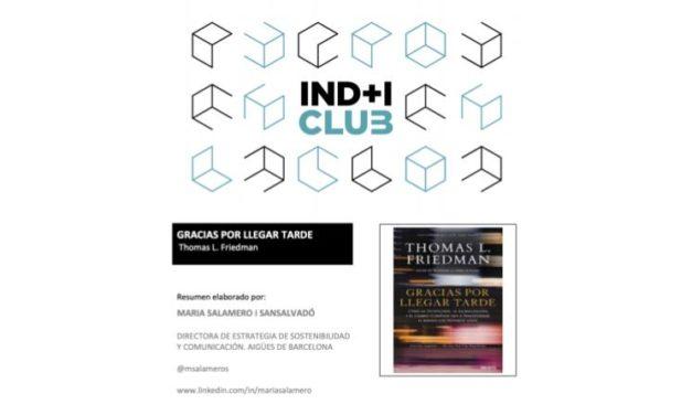 Reseña de libro: «Gracias por llegar tarde» de Thomas Friedman