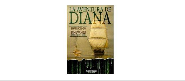 Reseña de libro: «La Aventura de Diana» de Nacho Villoch