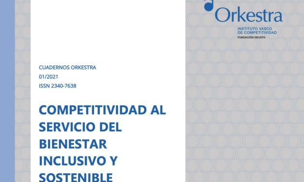 Competitividad al Servicio del Bienestar Inclusivo y Sostenible